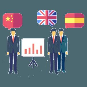 Zakelijke taaltrainingen - Klanten